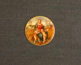 Madone au Chardonneret d'après Raphaël