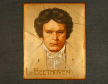 Portrait de L.v. Beethoven