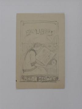Miniature Projet Ex Libris