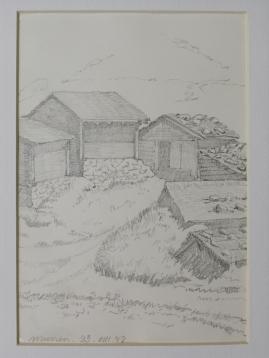 Chalets à Murren