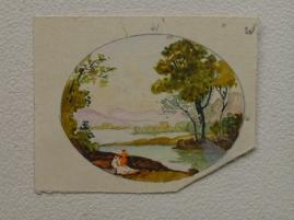 """""""Couple au bord du lac"""""""