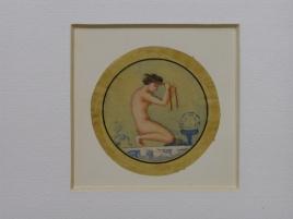 Miniature - Femme nue au ruban