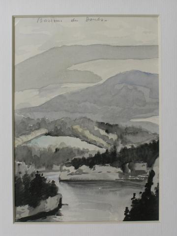 Bassin du Doubs